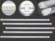 5X T8 LED Tube / 18 Watt / 40 watt CFL replacement / 1880 lumen / Cool White / 6000k / 50,000 hr / 2 yr warranty