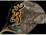 Browning Big Buckmark Hat Realtree Xtra/Flash Black