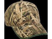 Ducks Unlimited Hat Mossy Oak Shadow Grass Blades