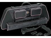 """Slinger 41"""" Bow Case System w/Pink Accent"""