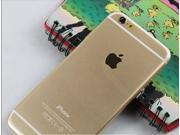 1:1 Metal Fake Dummy Model For Iphone 6 4.7inch Colour Gold