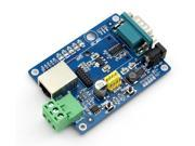 WWH-RS232/RS485 Serial to WIFI Serial to Ethernet Module Evaluation Kit