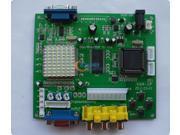 New arrival CGA TO VGA converter/CGA/EGA/YUV to VGA PCB/one VGA output-game accessory for arcade game machine/LCD game machine