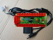 PC PS3 PS2 to Arcade control panel/3 in 1 USB adapter/Arcade Controls to USB Adapter + Wiring/USB to Jamma contronls board