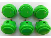 6 pcs 100% Official Original Sanwa OBSF-30 Push Button for Arcade Game Machine accessories/Arcade game machine parts