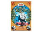 Thomas & Friends Wooden Railway - THE GREAT DISCOVERY THE MOVIE DVD