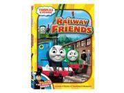 Thomas & Friends Wooden Railway - RAILWAY FRIENDS DVD