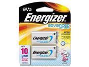 Energizer Advanced Lithium Batteries EVELA522SBP2