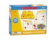 Scholastic Spin to Learn SHS0545402239