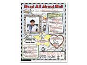 Scholastic Instant Personal Poster Sets SHS0439152852