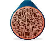 LOGITECH, INC. Logitech X100 Speaker System - Wireless Speaker(s) - Orange LO...