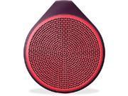 LOGITECH, INC. Logitech X100 Speaker System - Wireless Speaker(s) - Red LOG98...
