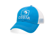 Marlin Trucker. Costa XL Trucker Hat. 6-panel trucker hat with cotton front and mesh back panels. Deeper crown to fit larger sizes.