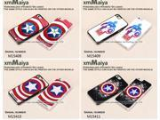 Super Mall Snap On Hard Case Cover Captain America 2 Protector For Iphone 5/5s  Lot/5pcs