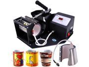 Fully Assembled Mug Printer Machine with Four Programmable Functions on Digital LCS 2in1 Controller