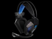 Sades SA-709 7.1 Sound Surround PC Game Gamer Gaming Deep Bass Headset Headphone Earphone with Microphone