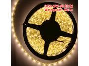 Elenxs Warm White SMD 300 LED 5m 500cm 5050  Flexible Light Strip Lights Waterproof