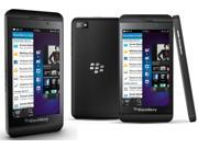 "BlackBerry Z10 / RFG81UW 16GB 3G Black 16GB Unlocked Cell Phone 4.2"" 2GB RAM"