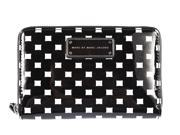 Marc by Marc Jacobs women's wallet coin case holder purse card bifold black