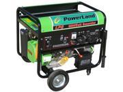 POWERLAND LPG (PROPANE) GENERATOR 6500 WATT 16 HP ELECTRIC START