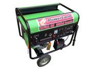 POWERLAND NG (NATURAL GAS) GENERATOR 6500 WATT 16 HP ELECTRIC START