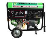 POWERLAND PORTABLE 6500W DUAL FUEL LPG PROPANE / NATURAL GAS GENERATOR