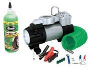 50063 SLIME 12-Volt Inflator & Tire Repair Kit