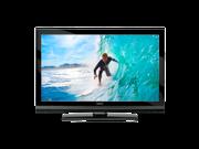 NEC Display Solution E551 Black 55'' 1920x1080 Full HD 120Hz LCD Monitor w/Analog/Digital Tuner, Speakers 450 cd/m2, 4000:1