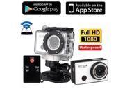 TeKit WiFi Waterproof 5.0MP Full HD 1080P Underwater Action Sport Camera CAM  DV Camcorder WDV5000