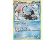 Pokemon Plasma Blast # 16 Blastoise Foil Holo Reverse