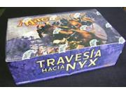 Spanish Magic The Gathering Sealed Booster Box Journey Into Nyx.