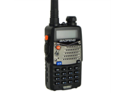 DHL Shipping Baofeng UV5RA Ham Two Way Radio 136-174/400-480 MHz Dual-Band Transceiver(Black)