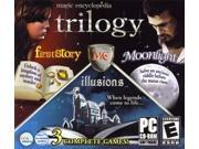 Magic Encyclopedia Trilogy:1st Story,Moonlight & Illusions