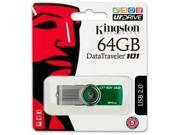 Kingston 64GB DataTraveler 101 G2 64G USB 2.0 Flash Drive Model DT101G2/64GB w/ STYLUS TOUCH SCREEN PEN