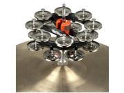 Rhythm Tech RT7422 Hat Trick G2 Double Row - Nickel Jingles
