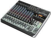 Behringer XENYX QX1832USB Premium 18-Channel 3/2 Bus USB Mixer