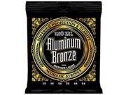 Ernie Ball Aluminum Bronze Medium Light Acoustic Guitar Strings (12-54)