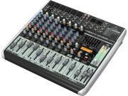 Behringer XENYX QX1222USB Premium 16-Channel 2/2 Bus Mixer