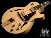 Ibanez GB10 George Benson Hollow Body Electric Guitar (Natural, SN:F1318352)