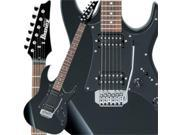 Ibanez GRX20Z Gio Electric Guitar (Black Night)