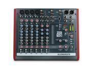 Allen & Heath ZED10 10 Channel USB Mixer
