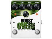 Tech 21 SansAmp Boost Overdrive Pedal