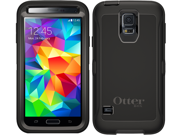 OtterBox COMMUTER SERIES for Samsung Galaxy S6 - Frustration-Free Packaging - Black