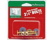 Fluidmaster Bolts T-Bowl 2-1/4 1554-3283