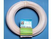 Dial Manufacturing Tubing 1/4X100L Clr 1611-8002