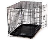Pet Lodge Pet Crate Dbl Door M 0860-4985