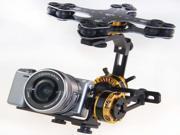 DYS BLG3SN 3-Axis Brushless Gimbal FPV Camera Mount Frame Kit for Sony NEX Canon