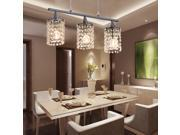 OOFAY LIGHT 25W G9 Fashionable Crystal Chandelier with 3 lights