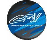 "Honda CR-V CRV SUVs Spare Wheel Tire Tyre Cover Protector Soft Case 25""26""27"" S"