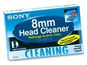 Sony V825CLD 8mm Camcorder Video Head Cleaning cassette V8-25CLD Hi8